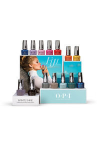 Fiji Infinite Shine Gel Effects Lacquer Edition A Display