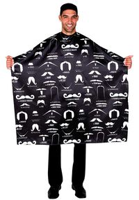 Stache Styling Cape