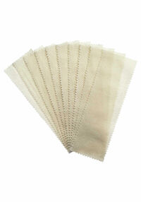 Large Muslin Epilating Strips
