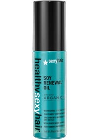Healthy Sexy Hair Soy Renewal Oil Nourishing Styling Treatment 3.4 oz.