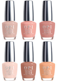 Infinite Shine Gel Lacquers Collection
