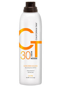 SPF 30 Sunscreen Body Mousse 6 oz.