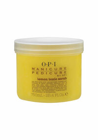Manicure-Pedicure By OPI Lemon Tonic Scrub
