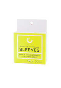 Disposable Eyeglass Sleeves - 200 ct.