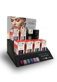 Shellac™ Polish - NightSpell Collection 16-Piece Display