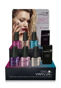 Vinylux Polish - Nightspell Collection 14-Piece Display