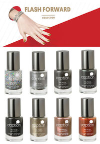 Flash Forward Collection Nail Color