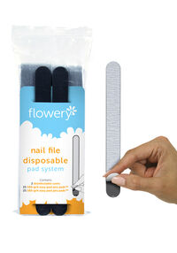 D-Files Disposable Nail File System Starter Kit