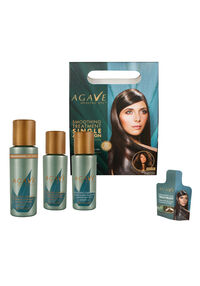 Agave Smoothing Treatment Application Kit