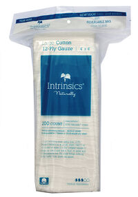 Large 12-Ply Gauze - 200 ct.