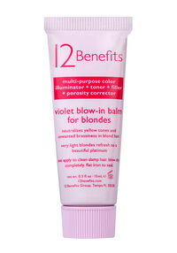 Violet Blow-in Balm for Blondes 0.5 oz.