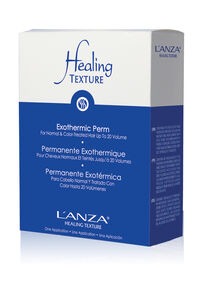 Healing Texture Exothermic Perm