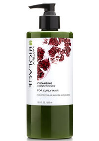 Cleansing Conditioner for Curly Hair