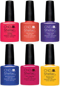 Shellac™ Polish - New Wave Collection