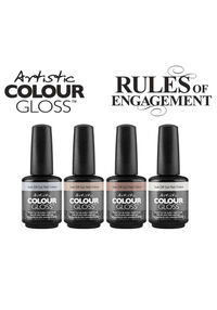 Rules of Engagement Collection Gel Colour