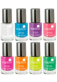 Neon Pop Collection Nail Color