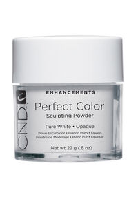 Perfect Color Sculpting Powders - Pure White Opaque