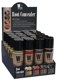 Watercolors Root Concealer 20-Piece Display