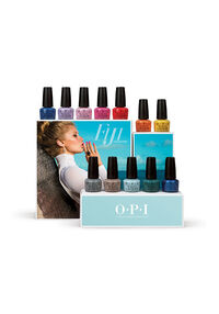 Fiji Nail Lacquer 12-Piece Display - Edition A