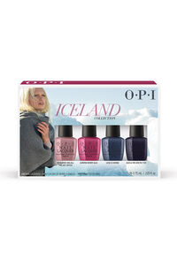 Iceland Nail Lacquer Mini 4-Pack