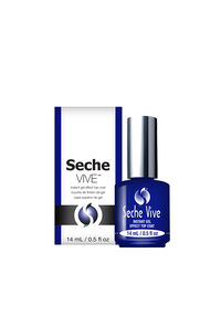 Vive™ Gel Effect Top Coat .5 oz.
