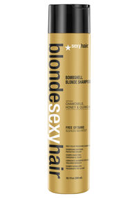 Blonde Sexy Hair Bombshell Blonde Sulfate-Free Color Preserving Shampoo