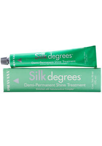 Silk Degrees Demi-Permanent Shine Treatment 3 oz.