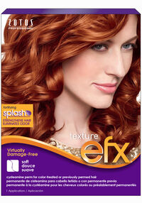 Texture EFX Cysteamine Perm - Color Treated & Previously Permed Hair
