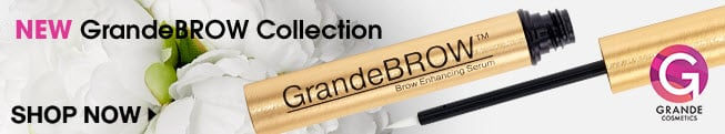 Grande Cosmetics GrandeBrow Collection