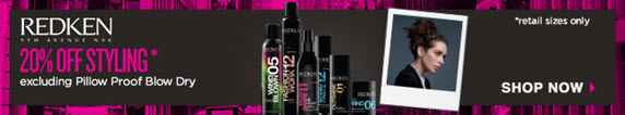 Redken Styling Savings