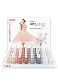 Gel Couture Ballet Nudes Collection 48-Piece Display