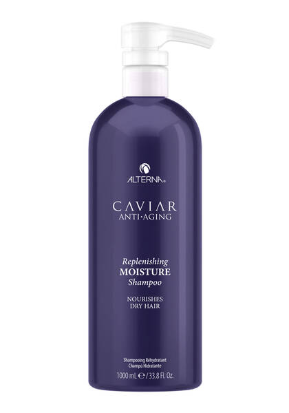 Caviar Anti Aging Replenishing Moisture Shampoo Saloncentric