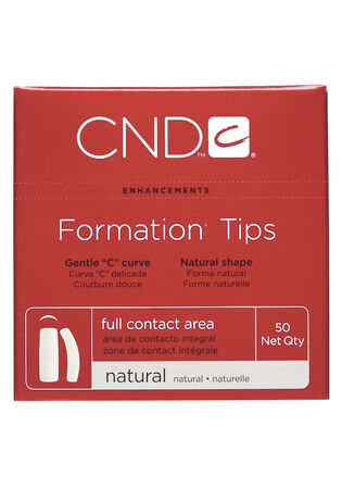Formation Natural Tips - 50ct Refill