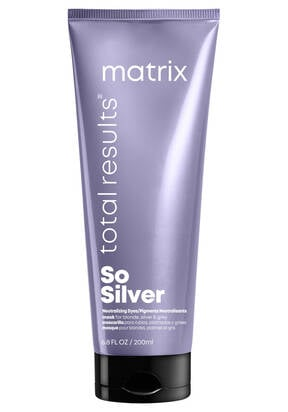 So Silver Triple Power Toning Mask for Blonde and Silver Hair