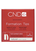Formation Natural Tips - 50 ct. Refill