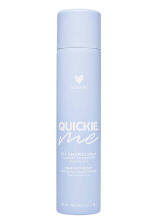Quickie.Me Dry Shampoo Spray for Brunette and Dark Tones