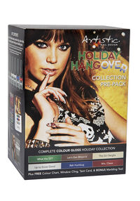 Holiday Hangover Gel Colour 6-Piece Kit