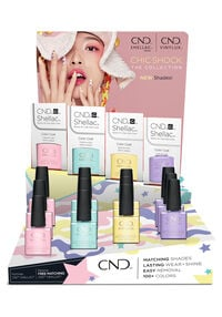 Shellac™& Vinylux Chic Shock Mixed- 24 Piece Display