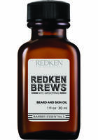Redken Brews Beard & Skin Oil 1 oz.