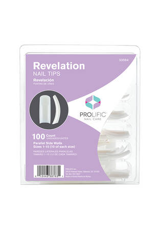 Pro Revelation Nail Tips - 100 ct.