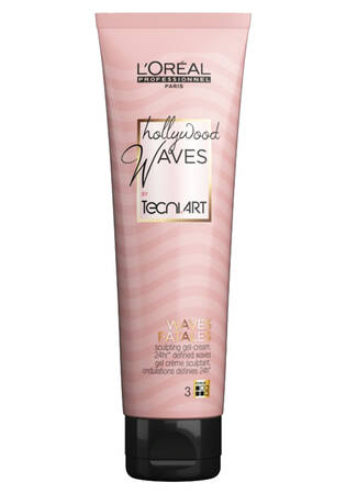 Hollywood Waves Waves Fatales Sculpting Cream 5 oz.