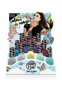 My Little Pony Nail Lacquer 12-Piece Display