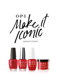 Make It Iconic: Big Apple Red