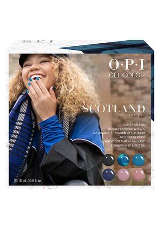 Scotland Gelcolor Add on Kit 2