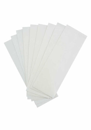 Large Body Non-Woven Cloth Waxing Strips - 100 ct.
