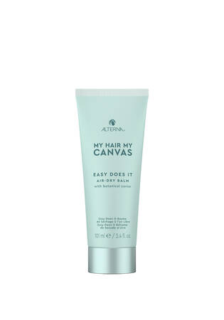 My Hair. My Canvas. Easy Does It Air Dry Balm
