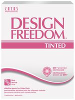 DESIGN FREEDOM Tinted Alkaline Perm