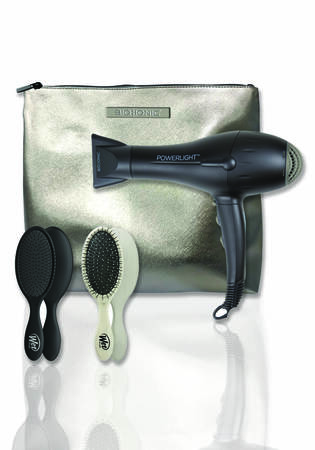 Limited Edition! Powerlight Dryer On the Go - Metallic