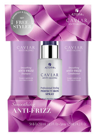 Caviar Anti-Aging Smoothing Anti-Frizz Holiday Kit