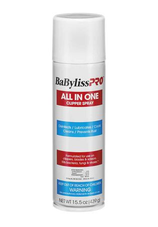 All in One Clipper Spray 15.5 oz.
